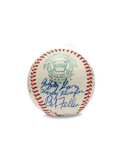 1970s Hall of Famers Multi Signed Baseball by Brigandi Coins and Collectibles at Gilt
