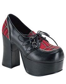 Chaussures gothiques DEMONIA 'charade12'