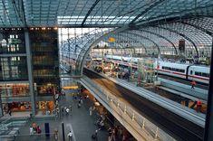 M. von Gerkan - berlin Hauptbahnhof (2006)