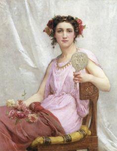 El uso de cosméticos en la antigua Roma no era exclusivamente femenino. También los hombres recurrían a ellos para mejorar su aspecto.