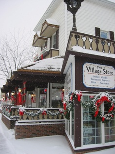 Village Store - Frankenmuth Convention and Visitors Bureau Places Ive Been, Places To Go, Frankenmuth Michigan, Birch Run, German Village, Christmas In The City, Visitors Bureau, Best Mattress, Best Memories