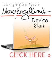 Mary Engelbreit Retail :: Tech Accessories :: MP iPad Flip ~ Believe Me