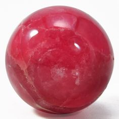 Rhodochrosite 1.31 inch 68 gr Natural Crystal Polished Sphere - Argentina