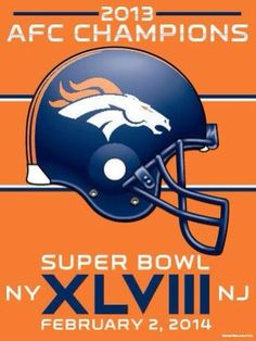 Congrats Broncos!