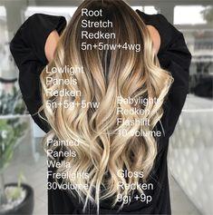 Carmel Melt Formula and Tips for Sweet Success - Hair Color - Modern Salon - Balayage - Haar Design Gold Hair Colors, Ombre Hair Color, Hair Color Balayage, Blonde Color, Cool Hair Color, Blonde Ombre, Colour Melt Hair, Hair Color Tips, Sombre Hair Brunette