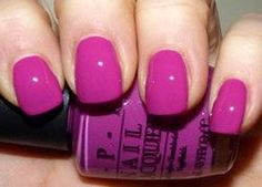 OPI - Ate Berries in the Canaries