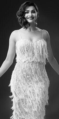 Prachi Desai Wallpapers [HD] Prachi Desai, Bollywood Girls, White Picture, One Shoulder Wedding Dress, Wallpapers, Black And White, Wedding Dresses, Fashion, Bride Dresses
