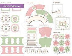 Kit à imprimer Thème hibou. Personnalisez votre hibou... #sweettable #hibou #chouette #apercu