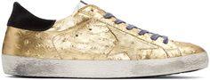 Golden Goose - Gold Superstar Sneakers