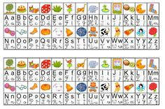 abecedário português ilustrado - Pesquisa Google