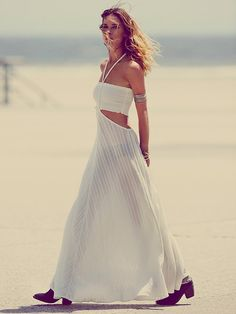 Free People Heavenly Waters Dress at Free People Clothing Boutique