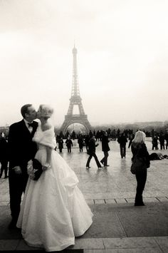 Preciosa foto en París