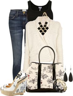 """""""Untitled #1876"""" by lisa-holt ❤ liked on Polyvore"""
