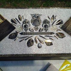 Porta jóias caixa. by diferenteeunicayahoocombr http://ift.tt/25pDDow