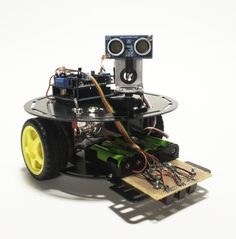 The Rovera Robot kit..... one of my personal favorites!