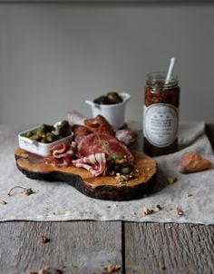 tapas for one. Think Food, Food For Thought, Love Food, Gula, Mets, Food Presentation, Food Design, Food Styling, Food Inspiration