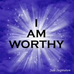 We are born with the instinctive understanding that we are worthy and deserving of everything we desire in life. Jade, Coach Quotes, You Are Worthy, Enough Is Enough, Spiritual Quotes, Read More, Take That, Feelings, Continue Reading