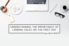 To feel like a winner when it comes to your business you must learn the importance of landing sales the first day of business.   Imperfect Concepts #SmallBusiness