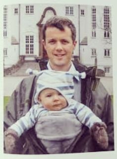 Crown Prince Frederik and Prince Christian Denmark Royal Family, Danish Royal Family, Prince Christian Of Denmark, Danish Royals, Royal Princess, Royalty, Classy, Couples, Children