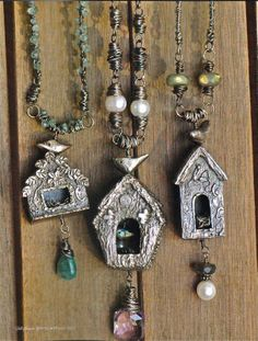 Denise Yezbak Moore: Birds Of A Feather