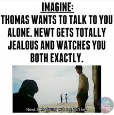 Image result for newt maze runner quote
