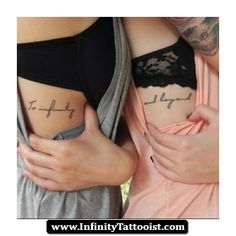 infinity tattoo ideas for sisters 04 - http://infinitytattooist.com/infinity-tattoo-ideas-for-sisters-04/