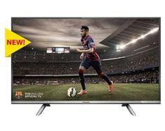 Tivi Panasonic 49D410V (Full HD ,49 inch) TÍNH NĂNG NỔI BẬT - Tích hợp Bộ thu truyền hình kỹ thuật số DVB-T2 - Độ lớn màn hình: 49 inch - Độ phân giải Full HD (1920 x 1080px) - Chỉ số chuyển động hình ảnh BMR 200Hz - Công nghệ hình ảnh Super Bright Panel Plus - Công nghệ màu Vivid Digital Pro - Thiết kế khung viền Bezel siêu mỏng - Tiện ích Media Player: xem phim, nghe nhạc và hình ảnh - Kết nối 2 Cổng HDMI, 1 Cổng USB Giá Khuyến Mãi9,890,000 VNĐ (Đã có VAT)