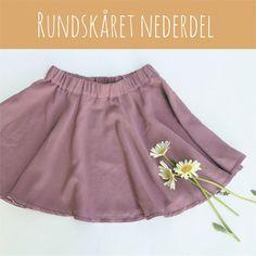 DIY på en rundskåret nederdel af en hel sol Boho Shorts, Ballet Skirt, Skirts, Women, Fashion, Moda, Tutu, Fashion Styles, Skirt