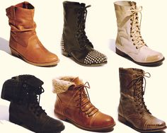 For the love of boots