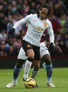 Falcao. Manchester United