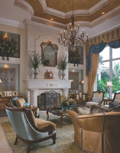 Interior Design by Simmons and Saray Interiors Group | The Palm Beacher Magazine  www.PalmBeacherMagazine.com