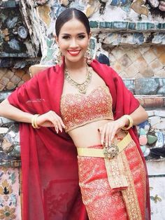 Miss Thailand World2014 from the South.