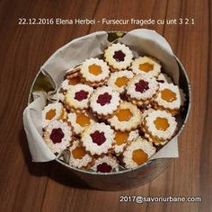 Fursecuri fragede cu unt 3 2 1 | Savori Urbane Christmas Deserts, Romanian Food, Vegan Meal Prep, Vegan Thanksgiving, Vegan Kitchen, Pastry Cake, Cake Cookies, Cookie Recipes, Bakery