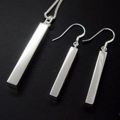 Classic 925 Sterling Silver Jewelry Sets for Party