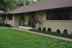 1960's exterior home colors - Google Search