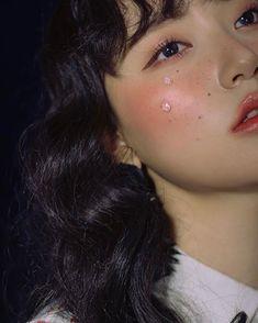 Simple Skin Care Tips And Advice For You - Lifestyle Monster Cute Makeup, Makeup Art, Beauty Makeup, Makeup Looks, Hair Makeup, Hair Beauty, Blusher Tips, Homemade Blush, Asian Makeup