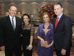 Sergio Bruno e Maria Victória Zech Coelho, Denise e Ricardo Santiago