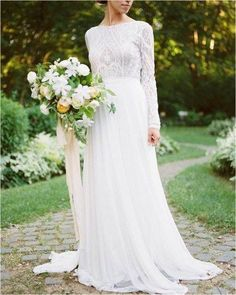 Vintage Wedding Dresses (119)