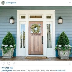 Image result for wood farmhouse entry doors