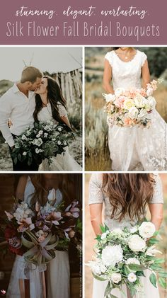 Gorgeous fall bridal