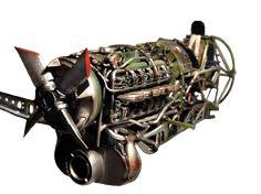 hawker typhoon mk i-b - adventurephotomodels Aircraft Engine, Ww2 Aircraft, Fighter Aircraft, Grumman F6f Hellcat, Rolls Royce Merlin, Hawker Typhoon, Airfix Kits, Focke Wulf Fw 190, Revell Monogram