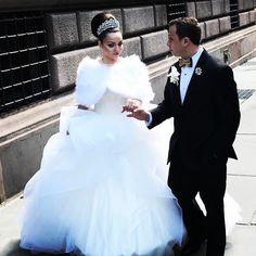 Low key wedding. Maddison Avenue.