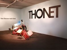 #Thonet exhibition @ Selected in Graz until 29th May. We are looking forward to your visit! Photos: Selected 2016, Katharina Lehmann, Miriam Raneburger