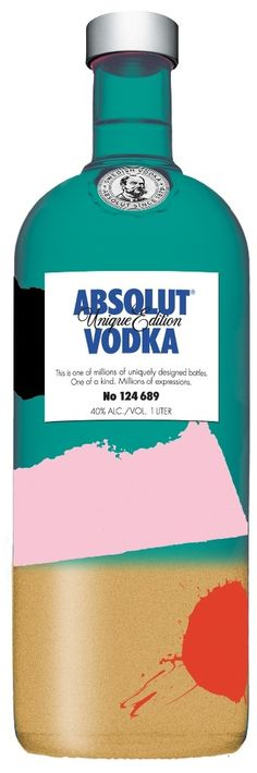 Absolut Vodka Unique