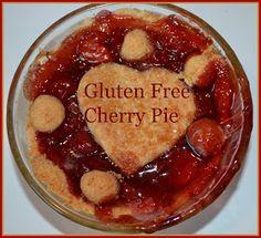 ... Apple Pie: Gluten Free Cherry Pie (Egg Free, Nut Free, Corn Free