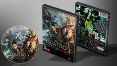 Os Quatro 2 - Reino Sem Lei - Capa | VITRINE - Galeria De Capas - Designer Covers Custom | Capas & Labels Customizados