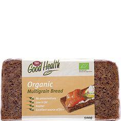 Bakers Collection® Organic Multigrain Bread
