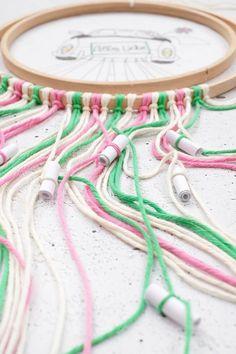 DIY Gästebuch für eine Hochzeit einmal anders - Papierröllchen Crafts, Wedding, Wordpress, Blog, Wedding Ideas, Jewelry Making, Diy Presents, Valentines Day Weddings, Manualidades