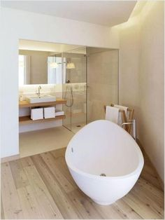 Merveilleux The Scandinavian Bathroom Is The Most Intimate Tell In Your Home And It  Should Be Treated Behind Car