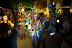 Soirée Marocaine #SocialClub #Winamax #SISMIX #poker #music #festival.